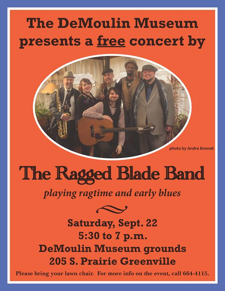 The Ragged Blade Band Free Concert